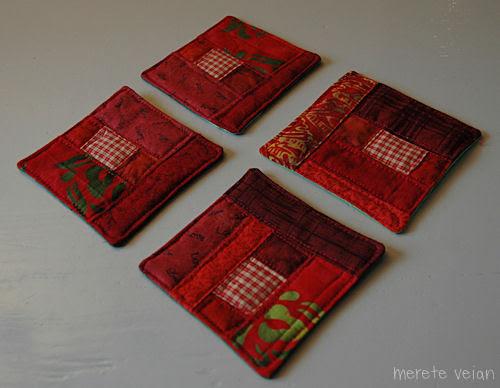 red coasters :: glassbrikker #1