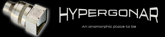 Hypergonar - An anamorphic place to be!
