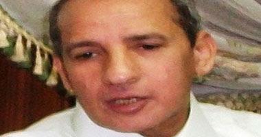 الدكتور أحمد عبد الحميد وكيل وزارة الصحة بأسيوط