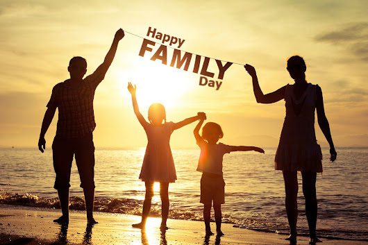Happy Families' Day – May 15 – The Columnyst