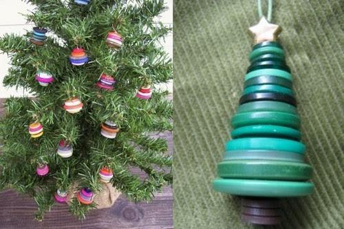 palline per l'albero di natale  fatto di bottoni,palline di natale fai da te,palline di natale fatte a mano,palline di bottoni,natale,