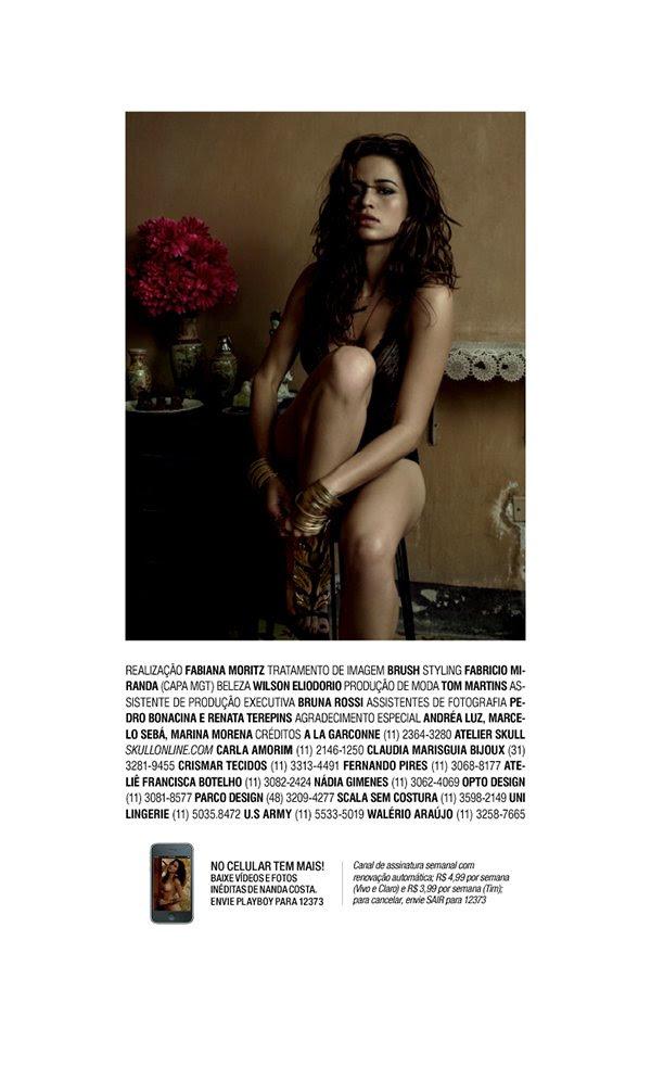 Playboy Nanda Costa Agosto (23)