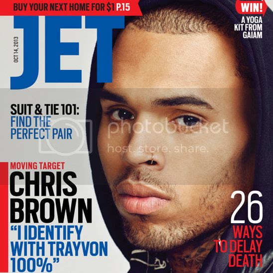 Chris Brown covers 'JET', speaks about Rihanna, & does a whole lot of venting...