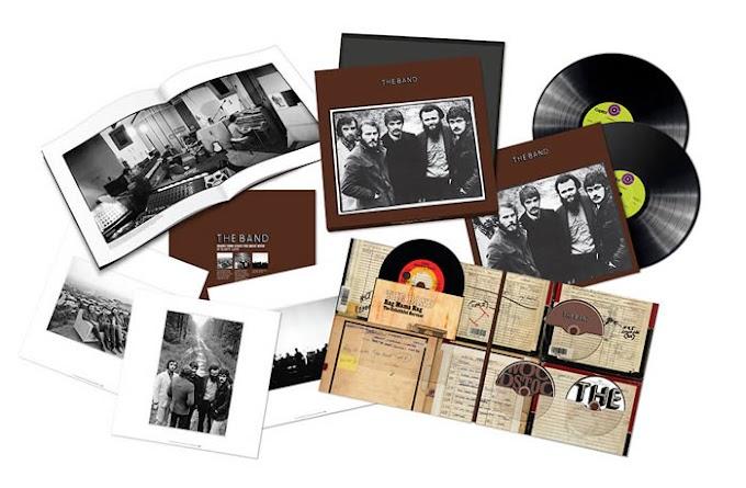 En su 50 aniversario, se reedita el segundo disco de The Band