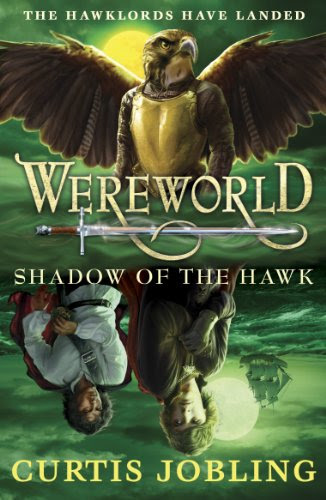 Wereworld: Shadow of the Hawk (Wereworld #3)
