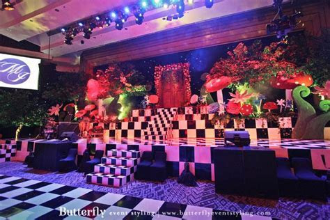 The Importance of Wedding Stage Decoration   Butterfly