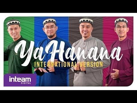 Inteam - Ya Hanana International Version (Official Music Video)