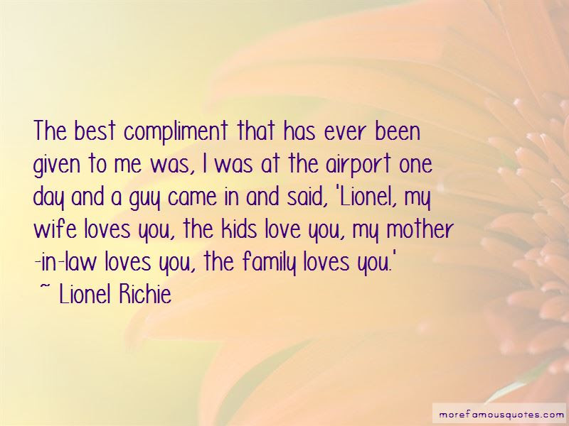 Mother In Law Love Quotes Top 11 Quotes About Mother In Law Love