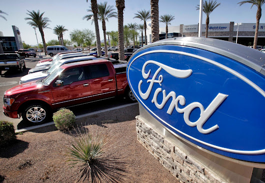 How Ford turned thousands of employees into inventors