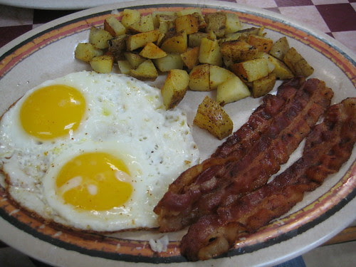 Chuck Wagon's Eggs, Bacons, & Home Fries