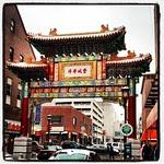 Chinatown arch #Philadelphia