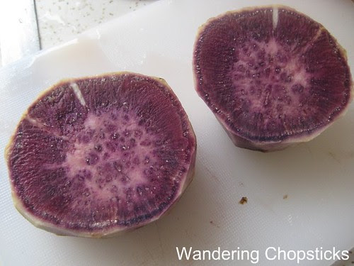 Okinawan Purple Sweet Potato 5