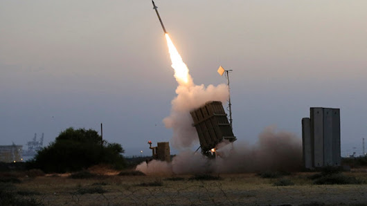 Gaza rockets aimed at Israel: What would you do with just 15 seconds?