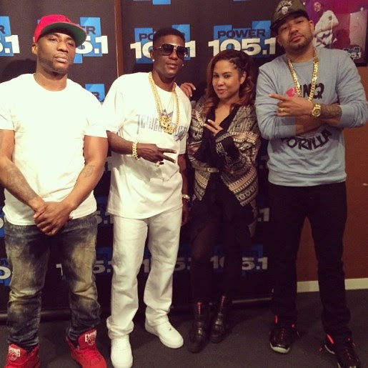 Watch Lil Boosie's Hilarious Breakfast Club Interview Now
