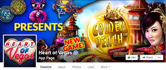 Heart of Vegas Daily Coins