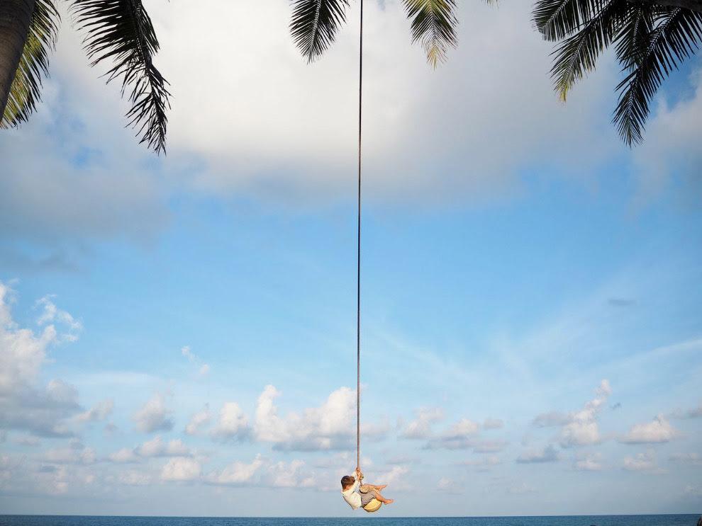 Пляж в Таїланді