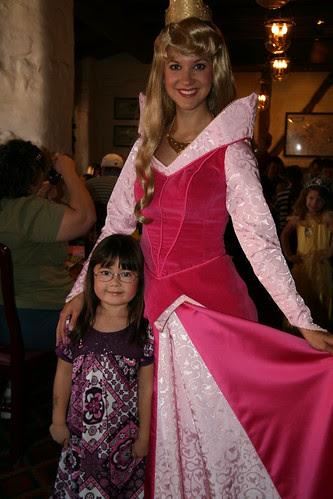 Dova and Princess Aurora