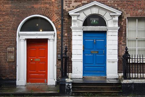 Doorways - Dublin