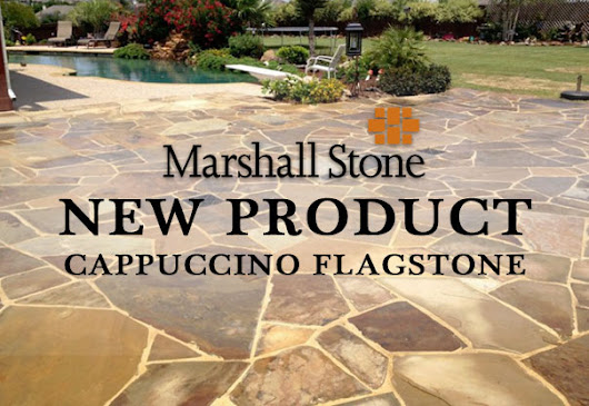 NEW PRODUCT - Cappuccino Flagstone