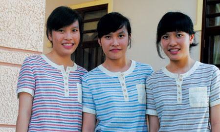 3 ch em, i hc, im chun, Y Dc TP.HCM