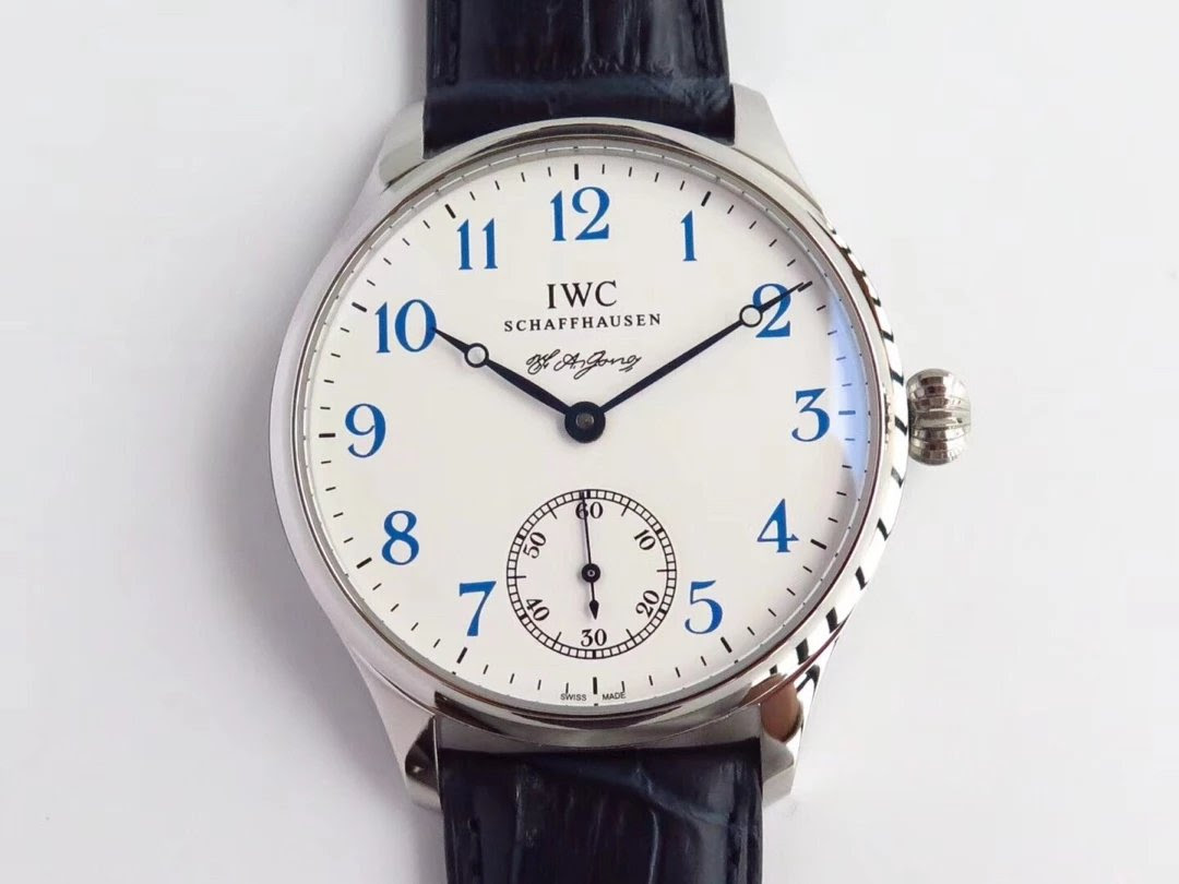 GS Factory Replica IWC FA Jones Watch