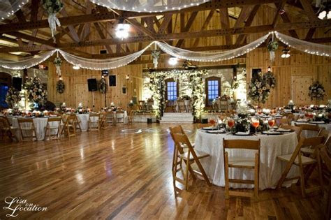 Rustic Reception Halls   Browse our gallery of photos to