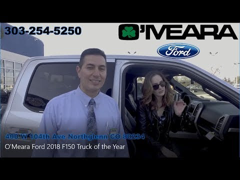 O'Meara Ford and the 2018 Ford F-150