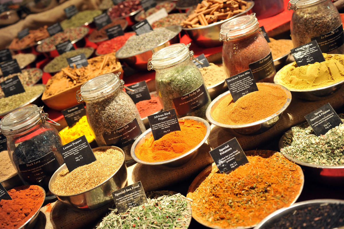 Wholesale Foods: Spices, Beans And More Items You Should ...