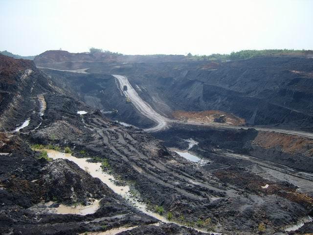 Borneo Coal Mining