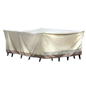 Amazon.com: Patio Armor SF40280 Rectangle Table and Chair Set ...