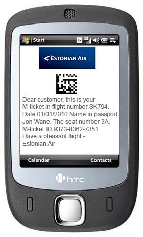 Intercom - Mobile Phone Tickets