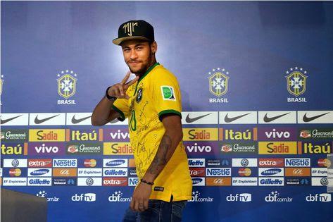 neymar quinta