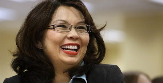 Christine Rousselle - Illinois Rep. Tammy Duckworth (D) To Seek Senate Seat