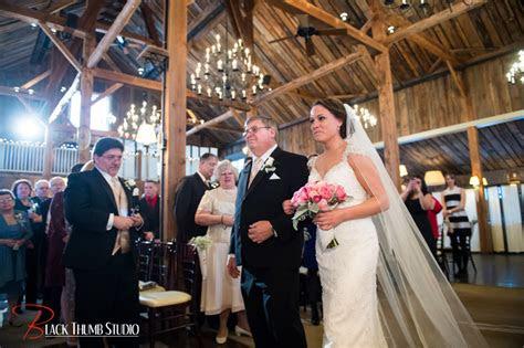alyson chris winter romance wedding  gibbet hill