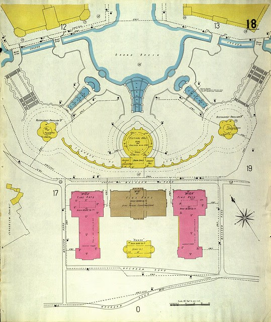 St. Louis Palace of Fine Arts 1904