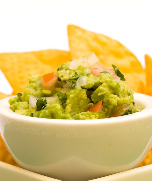 Resultado de imagen para guacamole receta mexicana