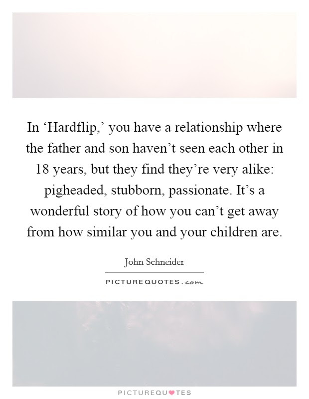 In Hardflip You Have A Relationship Where The Father Picture