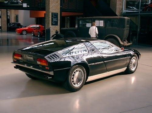 Maserati Bora For Sale