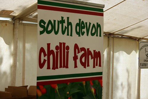 South Devon Chilli Farm