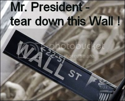 Tear Down Wall Street