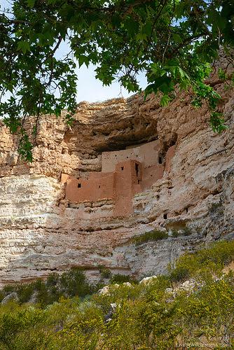 Montezuma Castle, Montezuma Castle National Monument, Arizona