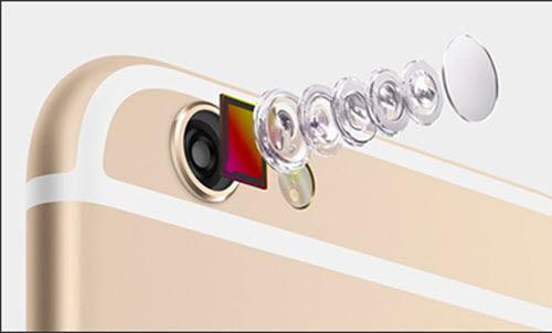 iPhone Camera Components