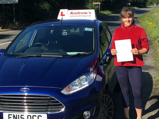 Elinor's Lessons in Colwyn Bay | Andrew's Driving