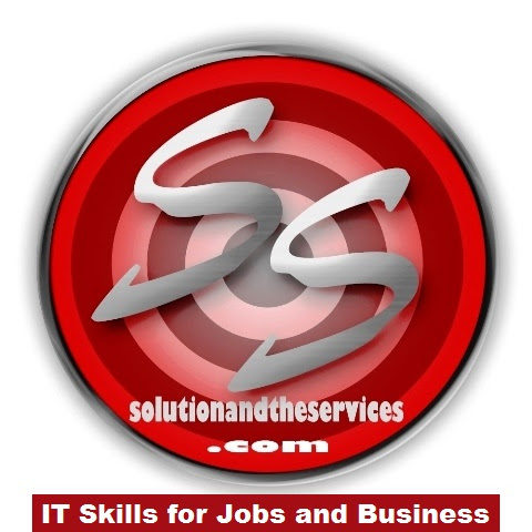 Solutionandtheservices Infotech LLP and Shri Nangli Computer Tuition Center.