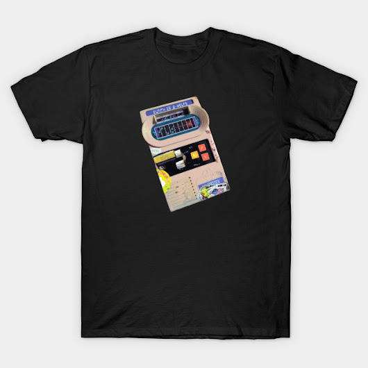 Guardians of the Galaxy esque shirt with Football Video Game Tracker by wfdj