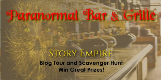 Welcome to the Paranormal Bar and Grille #ScavengerHunt #Giveaway