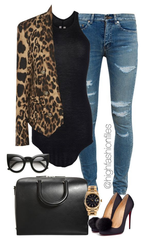 elegant and very stylish polyvore outfits that will