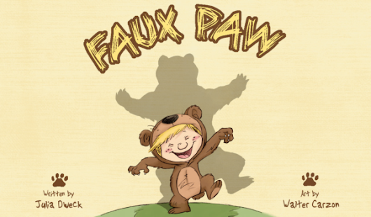 Review & Giveaway ~ Faux Paw by Julia Dweck - Monsters Ed Homeschool Academy