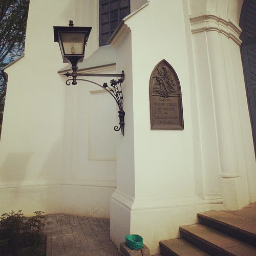 Костел Святой Троицы (Святого Роха)