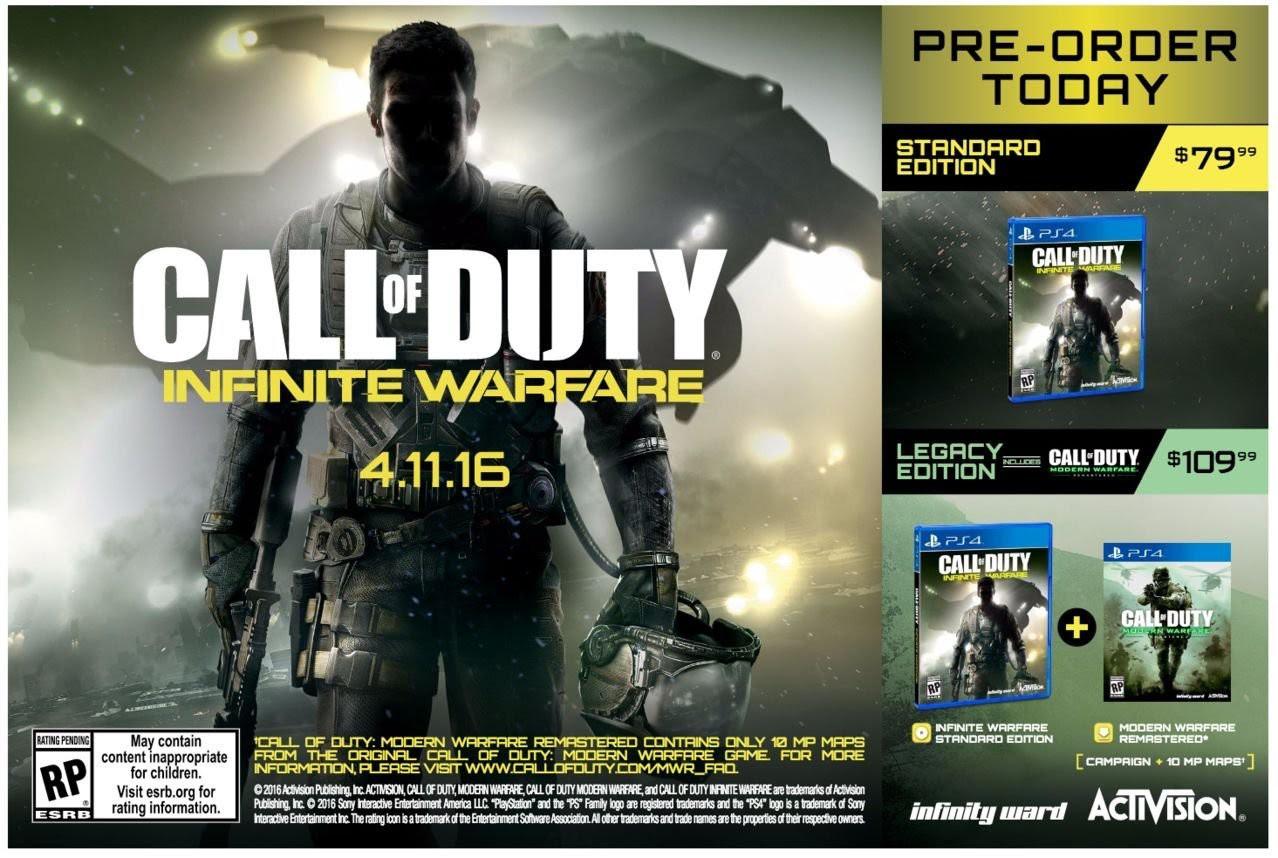Call of Duty: Modern Warfare - הגרסה המחודשת של המשחק תכלול קמפיין ו-10 מפות חדשות